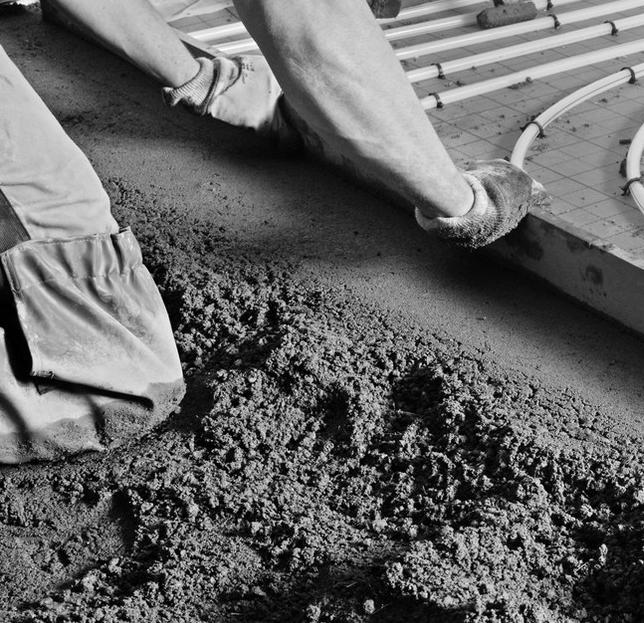 Építkezéshez, felújításhoz használjon minőségi esztrichet !
